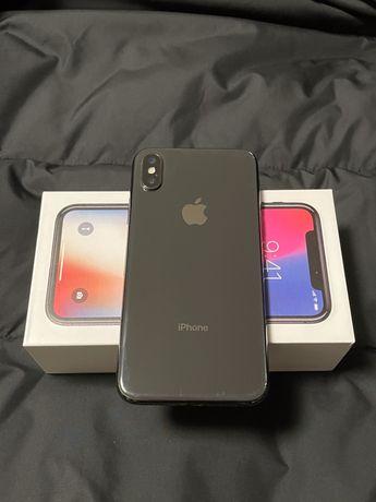 iphone X,64gb,neverlock Айфон 10,64гб памяти.