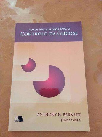 """Livro """"Novos Mecanismos para o Controlo da Glicose"""""""