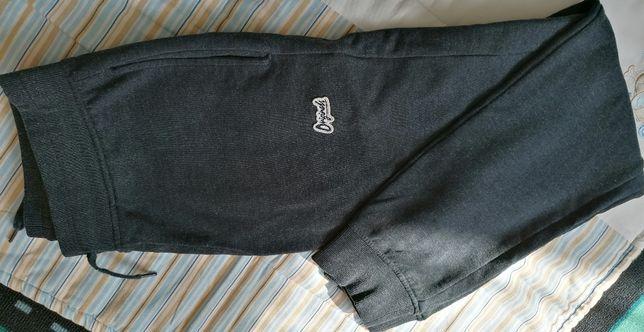 spodnie dresowe męskie r.S dresy Jack&Jones, st. bdb