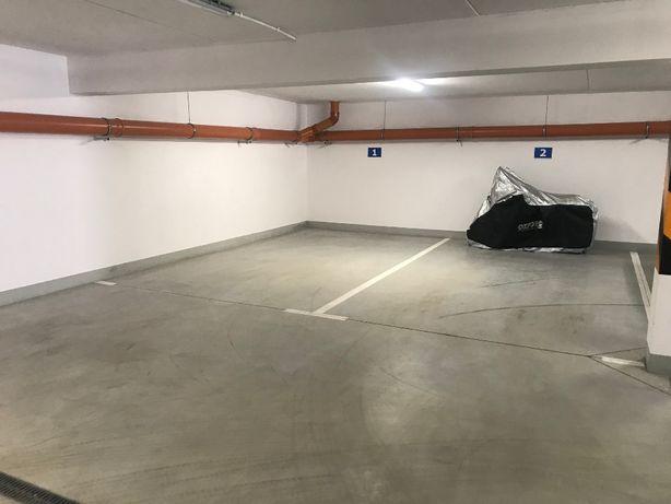 Miejsce garażowe Flisa 4 - SPRZEDAM