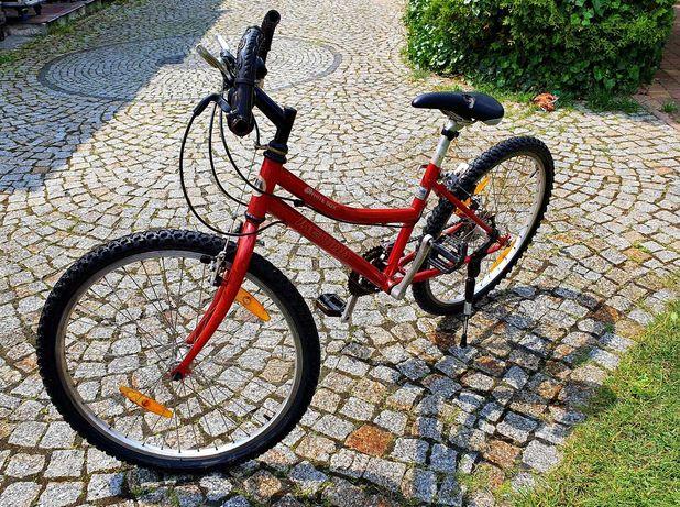 rower Merida dla dziewczynki 8 - 12 lat