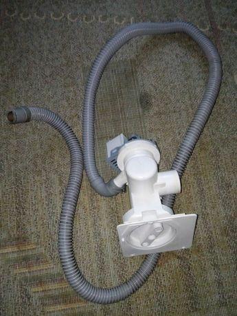 pompa odpływu ścieków pralki filtr wąż części