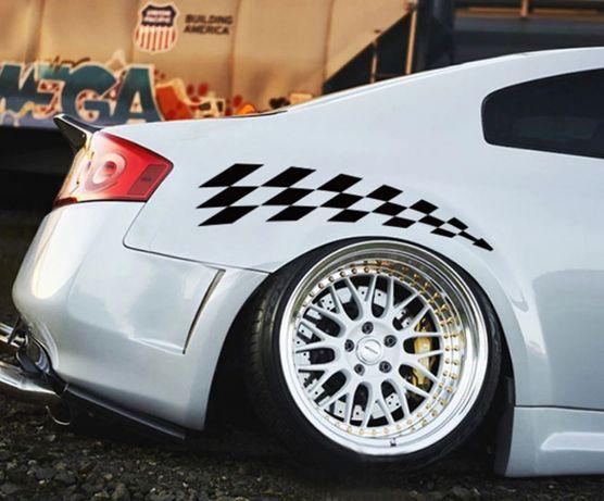 Adesivos CORRIDA Decalque - BMW - Audi