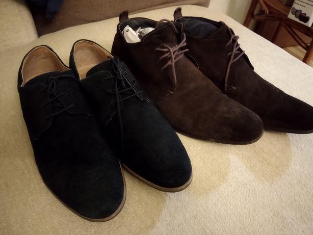 Туфли мужские, Ботинки мужские
