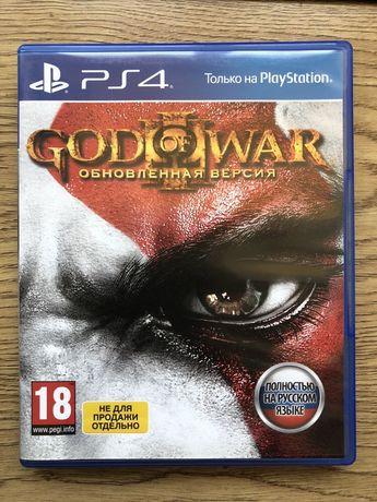 Діск «Бог війни 3» в ідеальному стані за інформацією в дірект