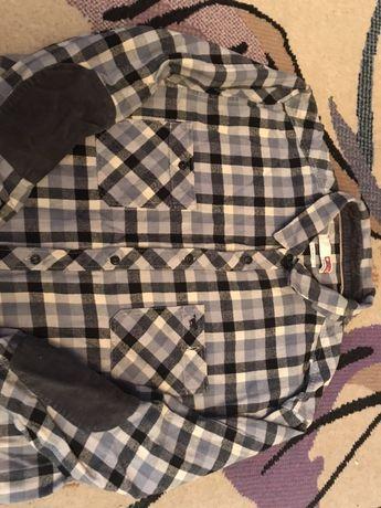 Рубашка стильна, оригінальна Mustang, XL, 100 % cotton