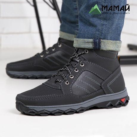 Зимние мужские ботинки -20 °C Черевики кроссовки сапоги № АБ 10