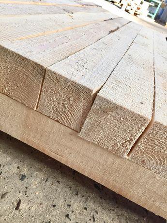 Kantówka domki drewniane belki słupki 7,5x7,5x2,4 dach krokwie garaż