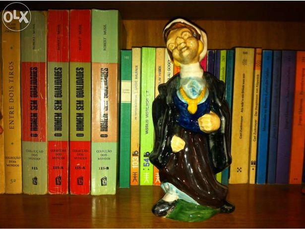 "FIGURA ""religioso"" do ceramista aveirense Zé Augusto"