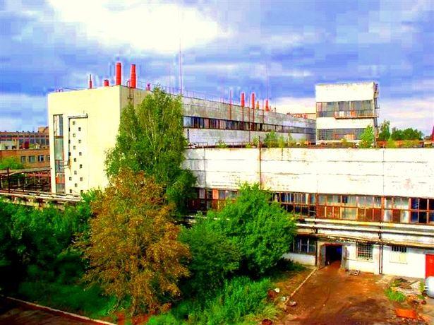 Производственный комплекс г.Черкассы: 80000 м2; Зем. участок - 7га