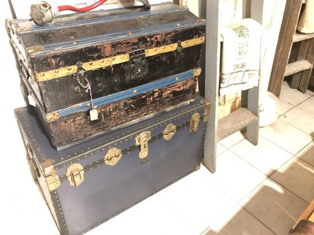 Tralhas vintage para decoração! Industrial decor