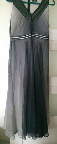 Sukienka wieczorowa ombre,nowa.