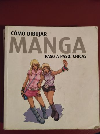 Livro Como desenhar Manga