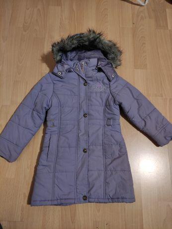 Kurtka zimowa płaszczyk płaszcz zimowy