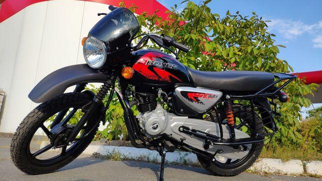 Мотоцикл Bajaj Boxer BM 150 X мотосалон MotoPlus