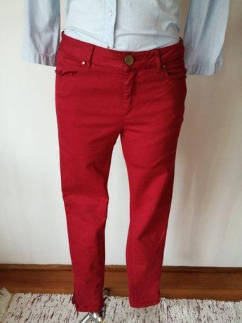 Zara spodnie damskie rozmiar 38 vintage tanio okazja