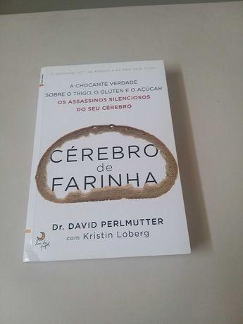 Livro ( A chocante verdade sobre o Trigo, o Glúten e o Açúcar)