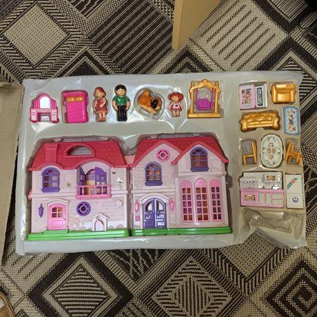 Продам іграшковий будинок игрушечный дом