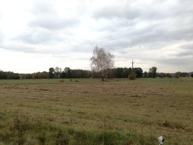 Działki budowlane w Dębnicy 10 km od Ostrowa Wlkp.