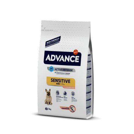 Advance Dog Mini Sensitive - Salmão & Arroz