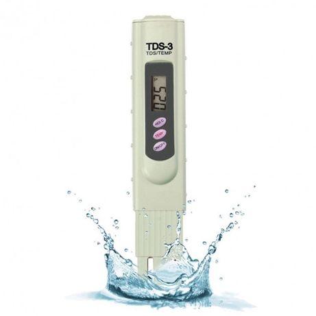 Вимірювач якості та температури води солемiр TDS-3 ROHS