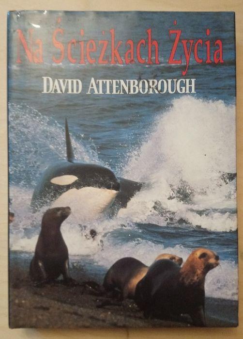 David Attenborough, Na ścieżkach życia. Historia naturalna zachowań… Kraków - image 1