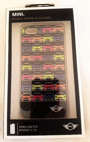 Etui ochronne do Apple iPhone 5/5S - motyw MINI