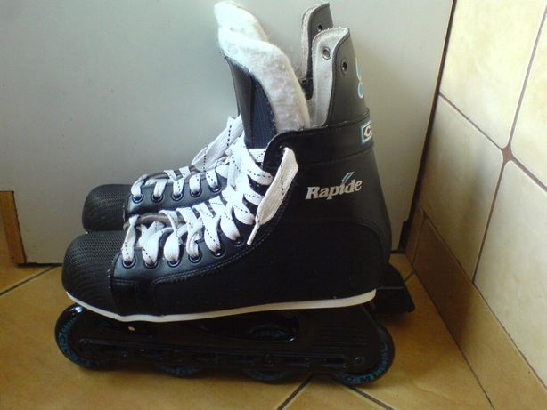 Rolki hokejowe RAPIDE CCM 55