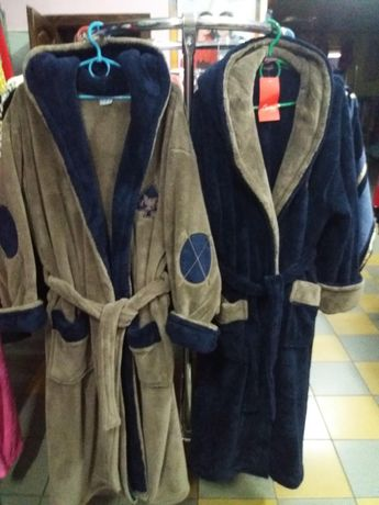 Чоловічі халати виробник Туреччина