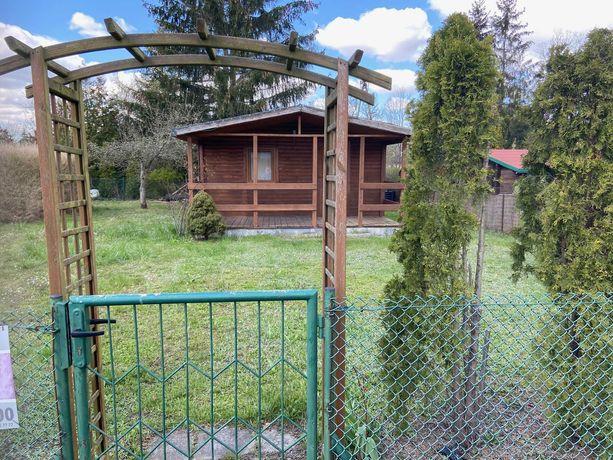 ROD BIAŁOŁĘKA - ORNECKA, 300m, domek drewniany