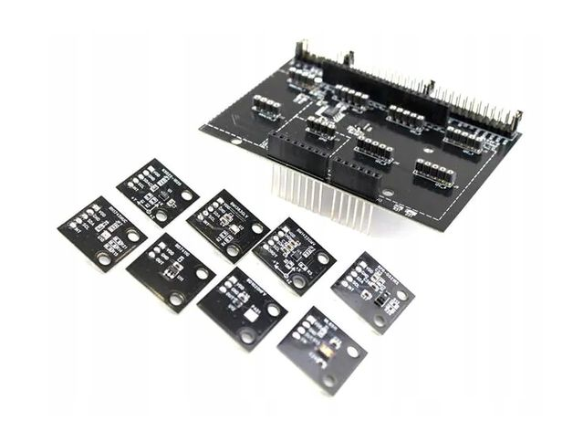 SENSORSHIELD-EVK-003 do Arduino Uno