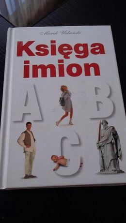 Książka Księga Imion