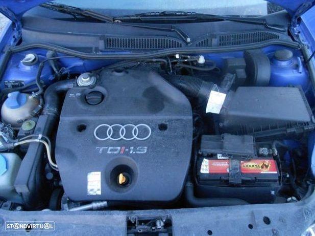 Motor Audi A3 1.9tdi 110cv AHF ASV Caixa de Velocidades Automatica - Motor de Arranque  - Alternador - compressor Arcondicionado - Bomba Direção