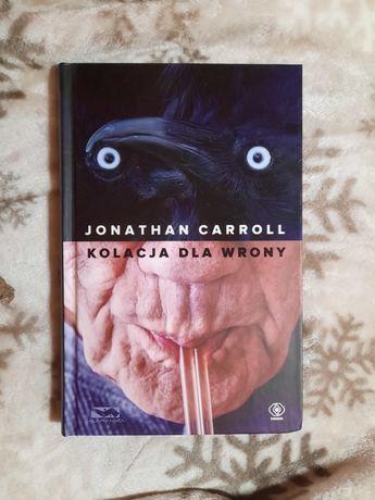 Jonatan Caroll - kolacja dla wrony