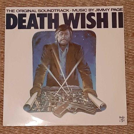 Jimmy Page - OST Death Wish II LP