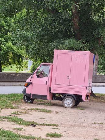 Piaggio Ape 50 c80 furgão