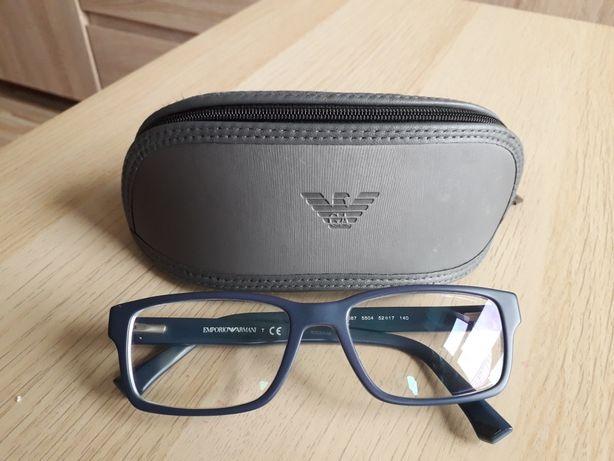 Okulary korekcyjne Emporio Armani