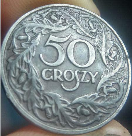 50 грош 1923 год сохран!