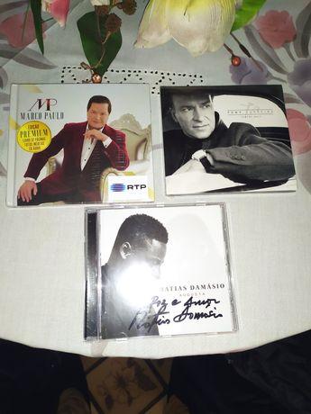 CDs actuais NOVOS