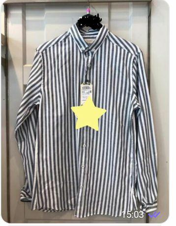 Продам рубашку разм.М,фирма Котон,Турция.