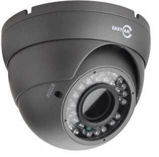 Kamera kopułkowa 4w1 CVBS/TVI/CVI/AHD