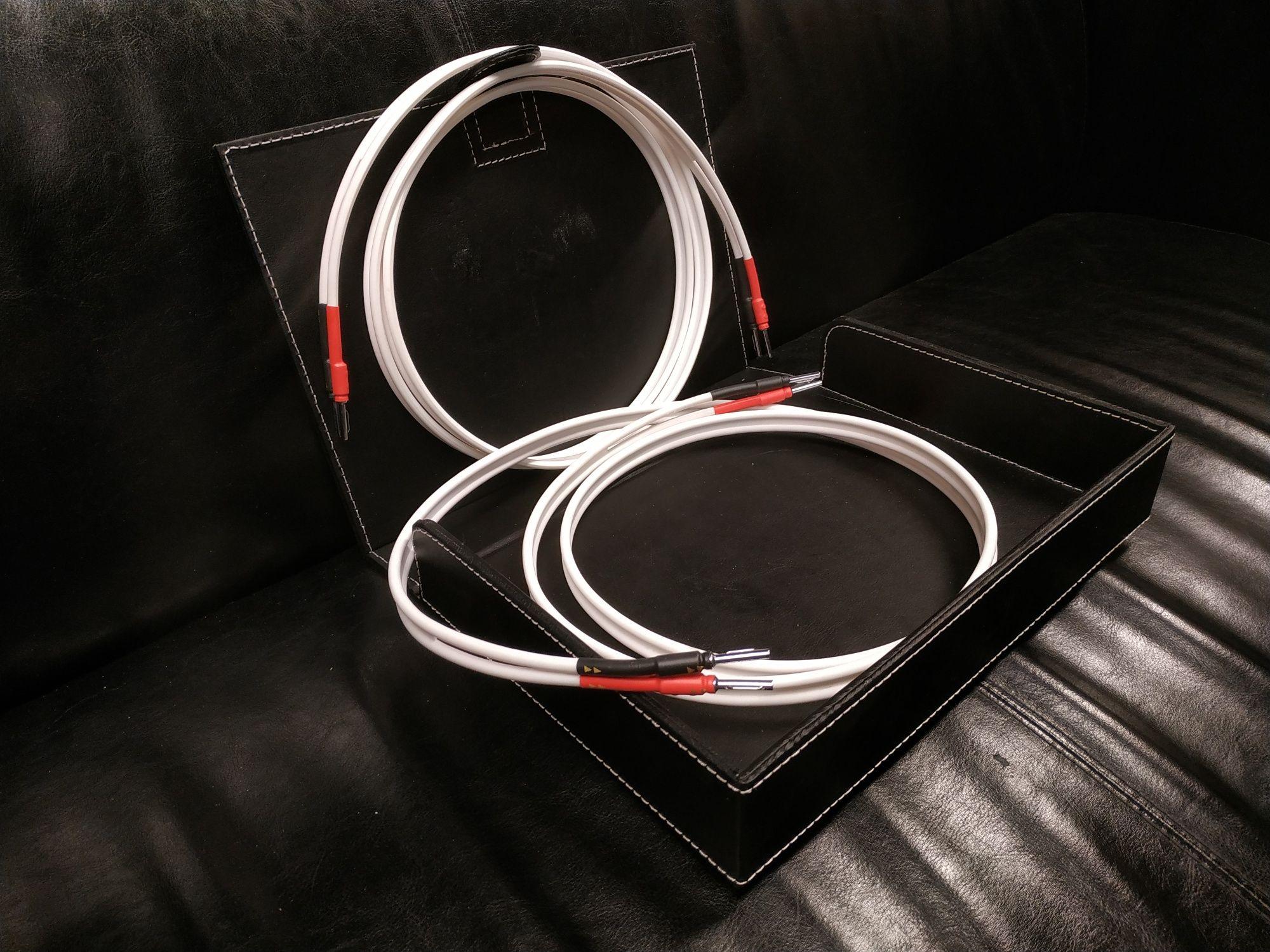 Naim Nac A5 kable głośnikowe konfekcja sklep Wrocław Trans Audio Hi-Fi