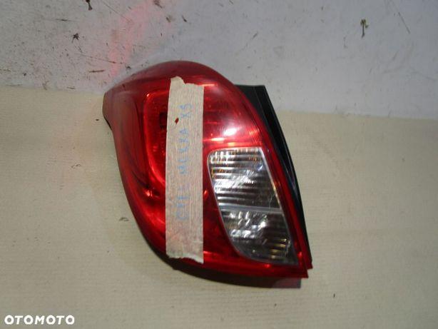 Lampa tył lewa Opel Mokka 12-