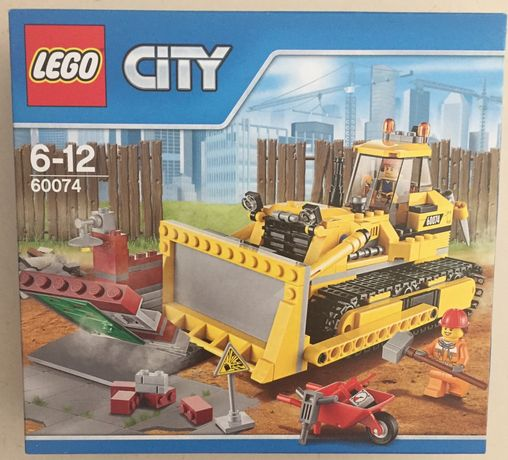 Lego city novo Escavadora