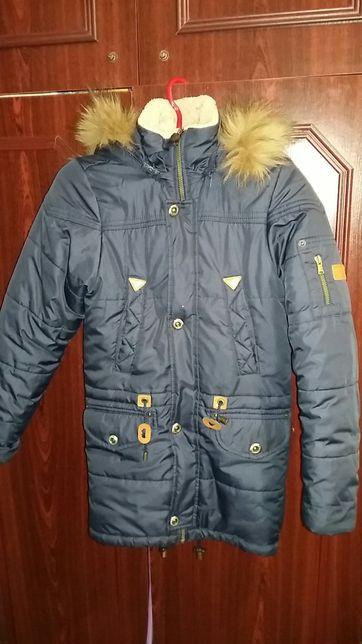 Куртка . Зима. Мальчик