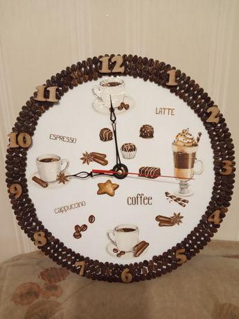 Часы кофейные