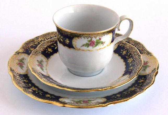 Чашка блюдце тарелка Winterling Marie Louise 1980e