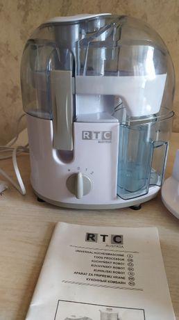 Кухонний комбайн RTC JKC 1 блендер кофемолка соковижималка кухонный