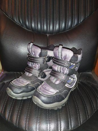 Ботинки термо зима