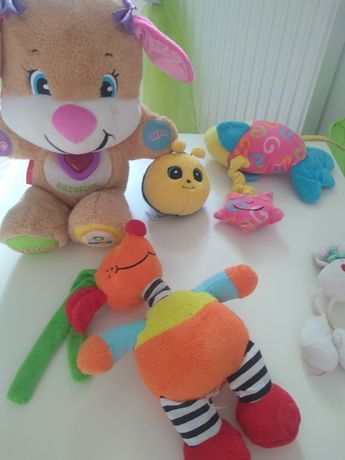 Oddam zabawki, maskotki,misie,plecaki za słodkości